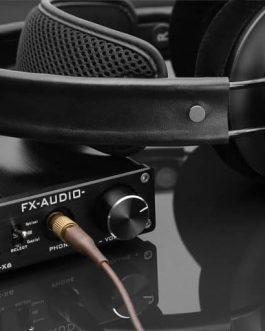 DAC Giải Mã FX Audio DAC-X6 Chính Hãng [2020]