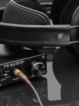 DAC Giải Mã FX Audio DAC-X6