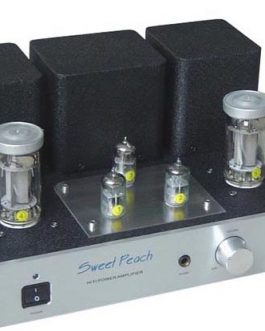 Ampli Đèn Sweet Peach Fu50 Single-Ended Class A [Tích Hợp DAC]