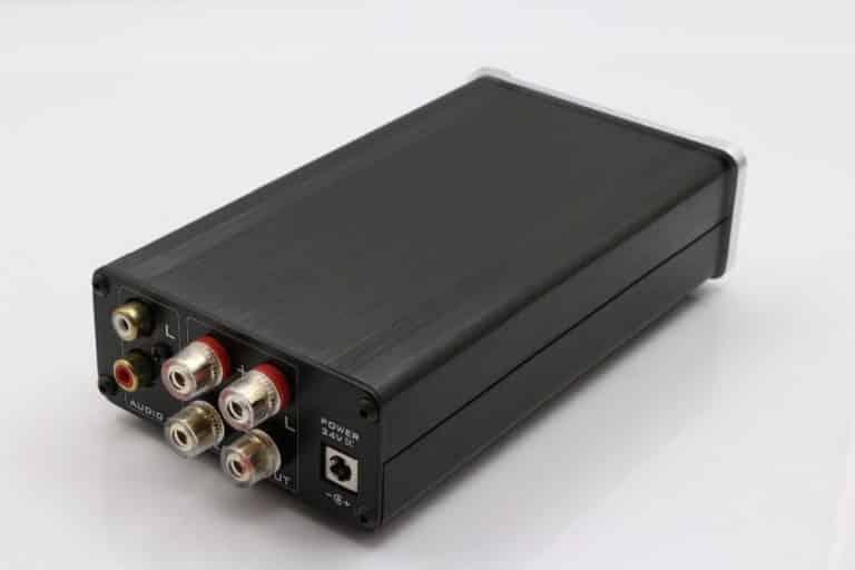 FX-Audio FX-502S Công Suất [80W + 80W]