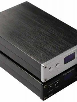 FX Audio D802 80W*2 192KHz Coaxial/Optical/USB Class D + Điều Kiển Từ Xa