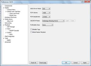 Làm thế nào để chơi DSD File: sử dụng Foobar2000