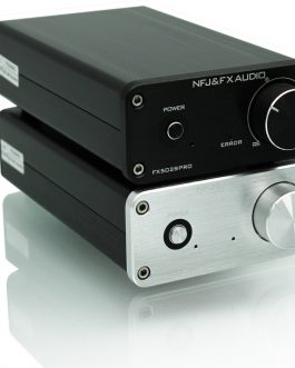 FX-Audio FX-502S Pro Công Suất [80W + 80W]