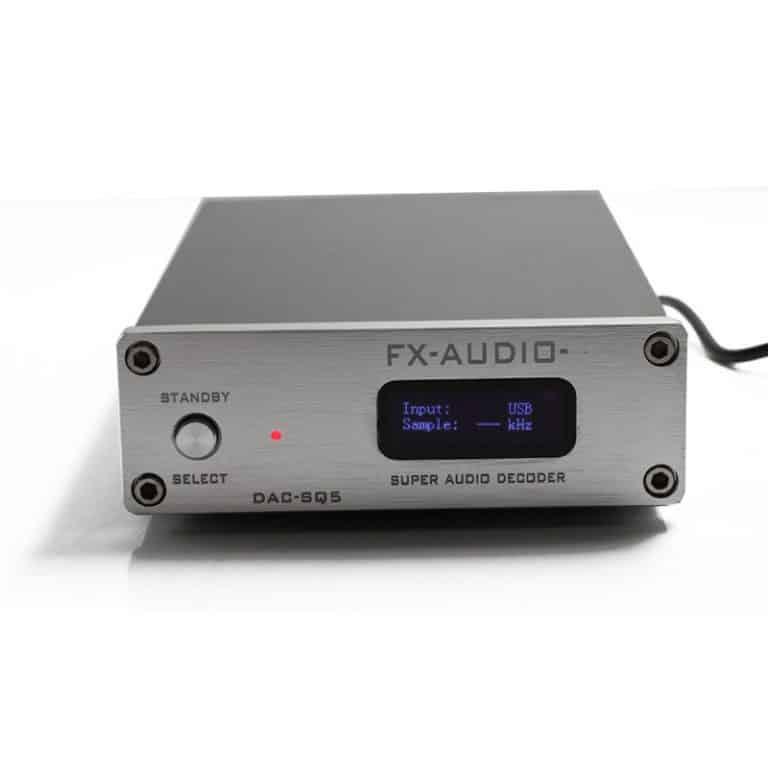 Dac Giải Mã FX-AUDIO DAC-SQ5