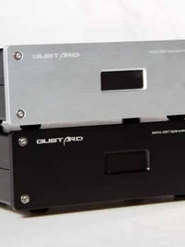 GUSTARD usb interface U12 32Bit / 384KHz XMOS USB