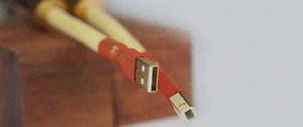 Cáp USB Aucharm, Dùng Kết Nối Thiết Bị Giãi Mã DAC [Dài 1,5 Mét]