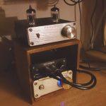 Pre Đèn FX Audio TUBE 6J1