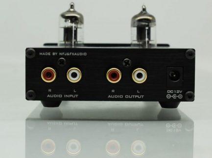 FX Audio TUBE-03 6J1 Preamplifier Đèn, Chỉnh Bass-Treble