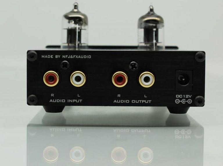 NFJ FX Audio TUBE-03 Pre Đèn 2020 [Nâng cấp bóng 6K4]