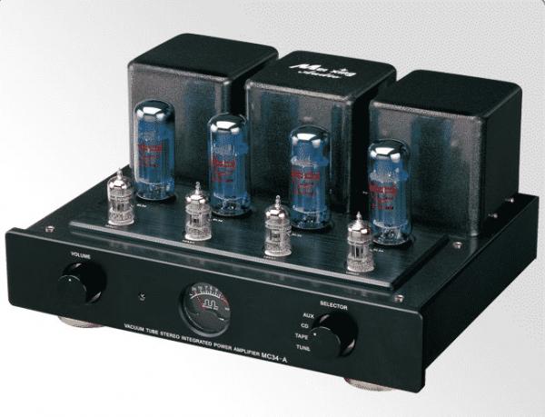 Ampli Đèn MC34-A 38W Integrated Stereo Amplifier