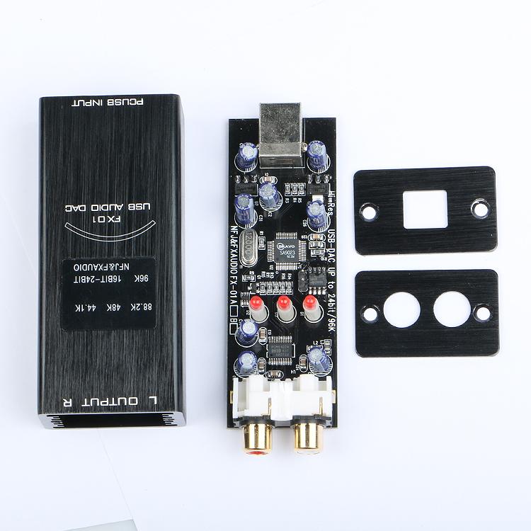 Dac Giải Mã FX-AUDIO FX01 USB DAC PCM5102 24bit/96khz