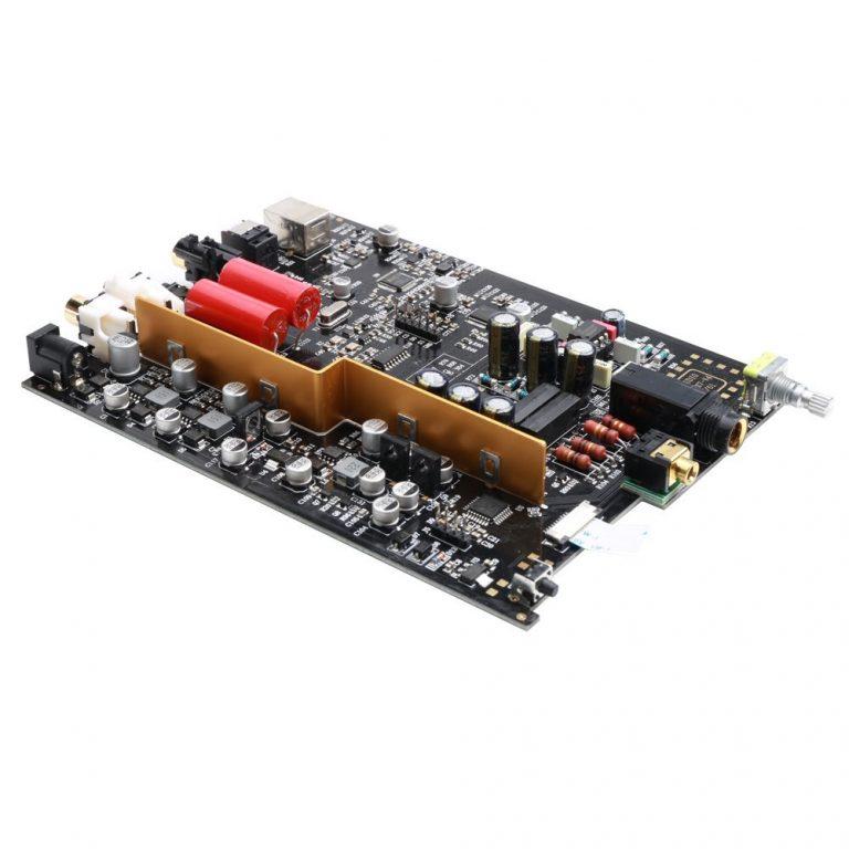Bộ Giải Mã FX-AUDIO DAC X7 32Bit/384kHz DSD Chính Hãng [2019]