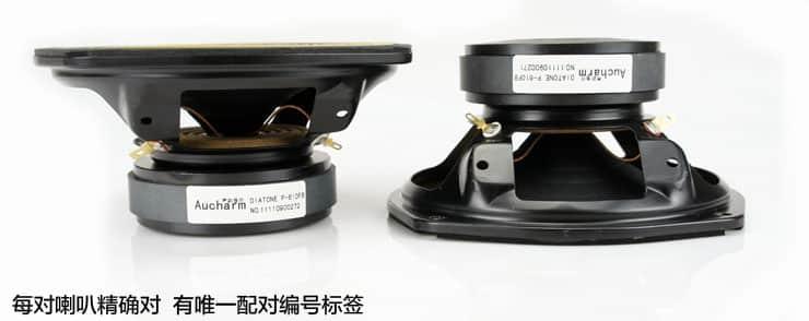 Loa toàn giải Aucharm phiên bản cổ điển của DIATONE P-610FB 6.5 inch