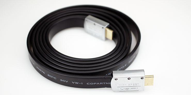 Cáp  HDMI 2.0 Aucharm Độ Phân Giải: 2K, 4K