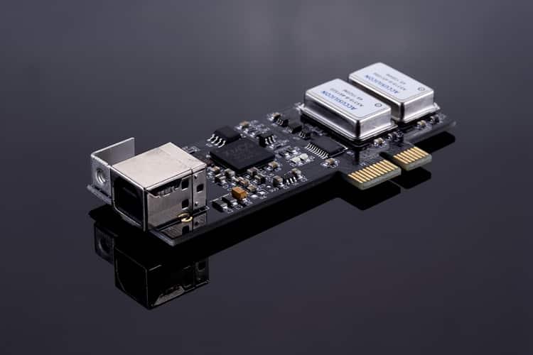 Thiết Bị Giải Mã GUSTARD A20H DAC, AK4497EQ/XMOS DSD256 384Khz