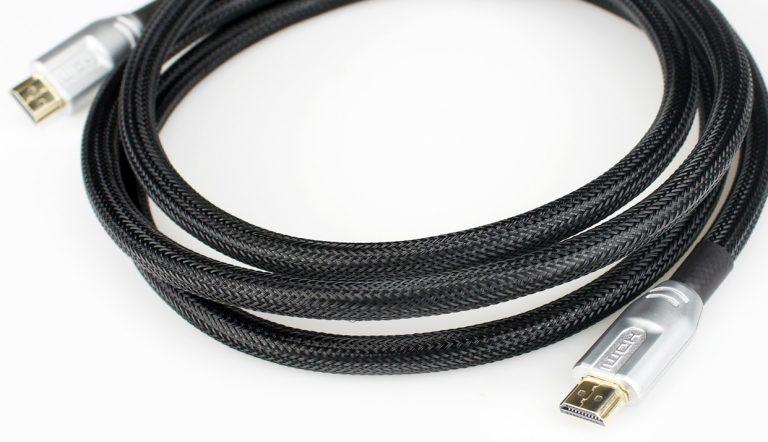 Cáp HDMI 2.0 Aucharm Hỗ Trợ Độ Phân Giải 4K, 3D