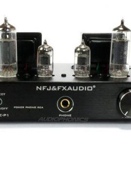 Ampli Đèn FX-AUDIO TUBE P1 Phono MM Input