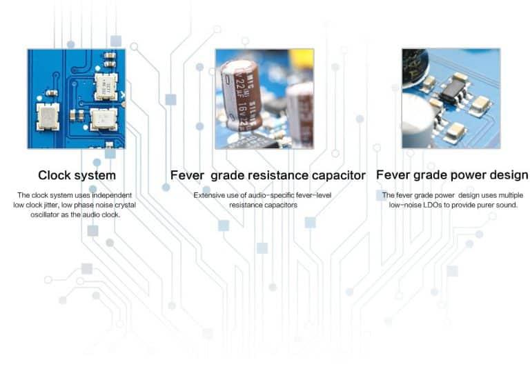 Giải Mã SMSL M6 USB DAC AK4390EF 32bit 192kHz
