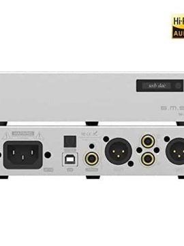 Giải Mã DAC SMSL SU-8 2ES9038Q2M USB PCM32 768kHz DSD512
