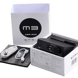 Đầu giải mã DAC SMSL Audio M3