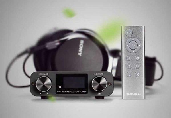 SMSL DP1 Digital audio Player tích hợp DAC AK4452