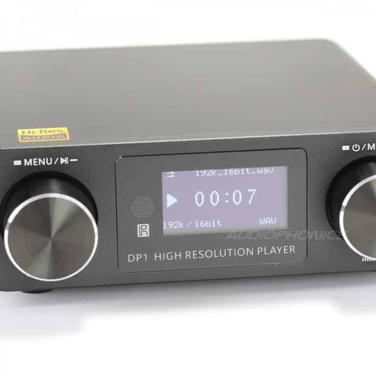 SMSL DP1 Digital audio Player tích hợp DAC AK4452