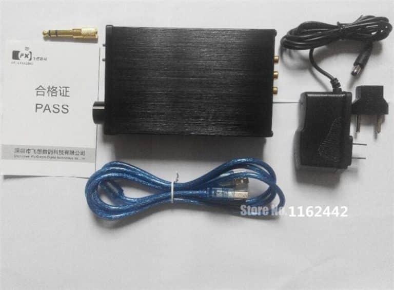 Đầu Giải Mã FX Audio DAC-X6