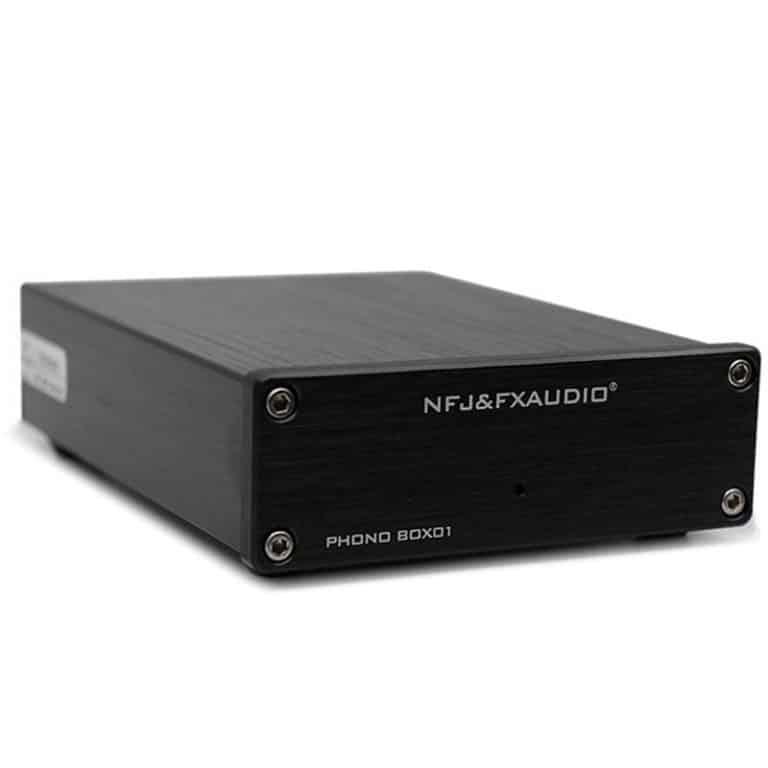 Fx Audio Box 01 Preamp Phono MM