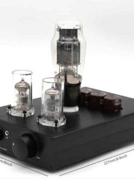 Little Bear P7 Class A, Tube Preamplifier Audio