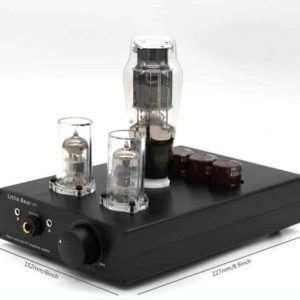 Little Bear P7 Class A, Tube Preamplifier Audio