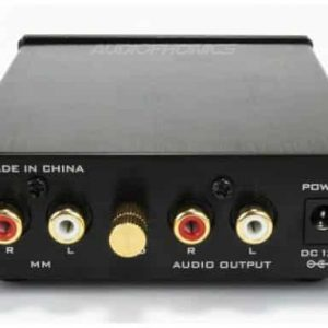 Fx Audio Box 01 Preamp Phono MM