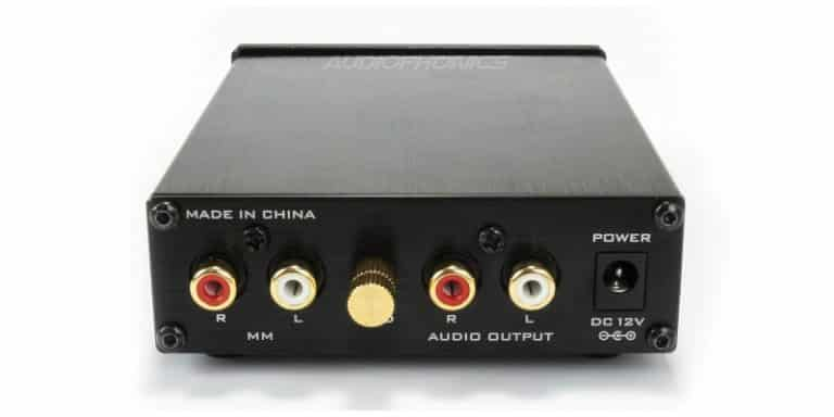 Preamp Phono Vinyl Player (MM) FX-AUDIO BOX01