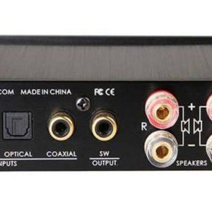 Ampli tích hợp Dac SMSL Q5 PRO 2x50W 192KHZ/24Bit