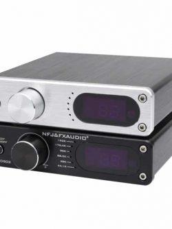 FX-AUDIO D502 Amplifier FDA 2.1 TAS5342 2x40W + Subwoofer