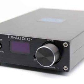 FX-AUDIO D802C PRO Amplifier FDA Bluetooth 4.2 NFC Class D