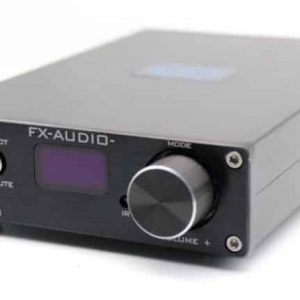 FX-AUDIO D802C PRO Amplifier FDA Bluetooth 4.2 NFC Class D