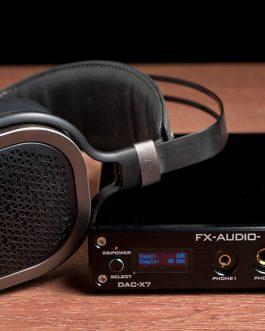 Bộ Giải Mã FX-AUDIO DAC X7 32Bit/384kHz DSD Chính Hãng [2020]