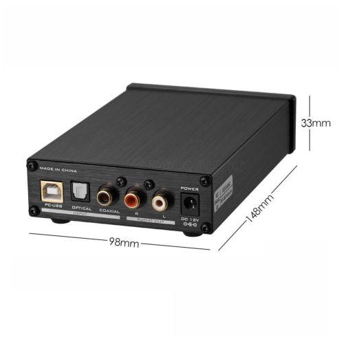 Fx Audio X6C Giải Mã Chip ES9018K2M