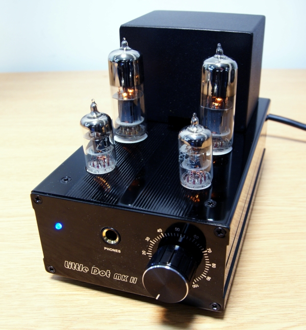 Little Dot MKII MK2 Tube Preamplifier