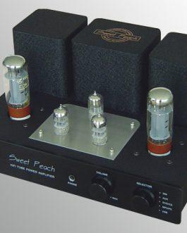 Ampli Đèn Sweet Peach SP-EL34 MM Phono, Tích Hợp DAC