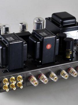 Ampli đèn Raphaelite 6L6GC single-ended