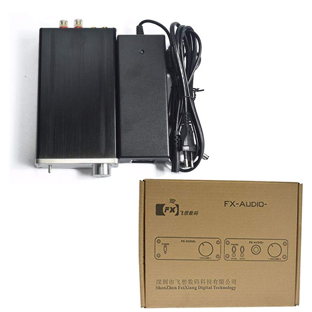 Fx Audio 1002A Power Amplifier 160W2 TDA7498E [Công Suất Lớn]
