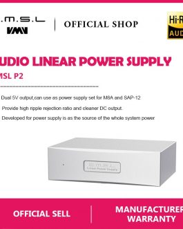 SMSL P2 Linear Power Supply Dual 5V