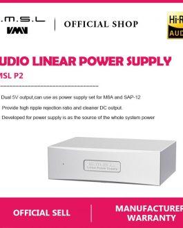 SMSL P2 Linear Power Supply Dual 5V