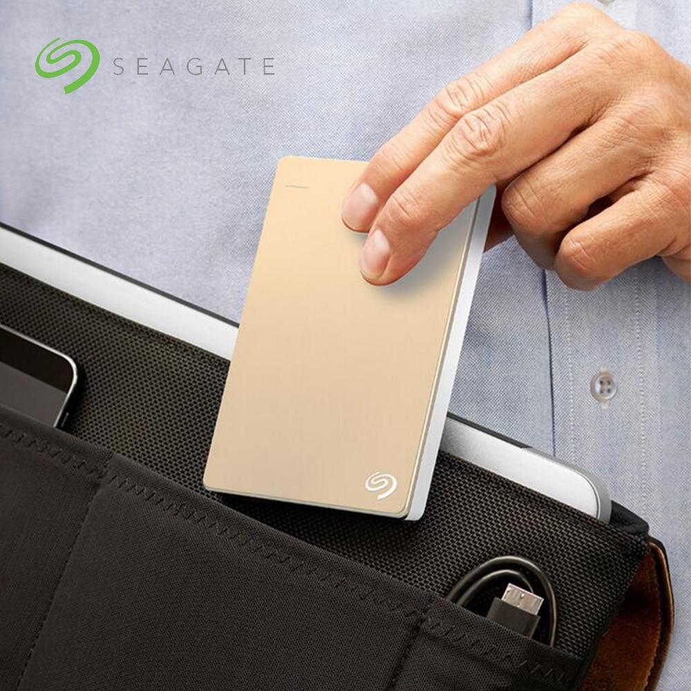 Ổ cứng di động Seagate Backup Plus Slim 500GB