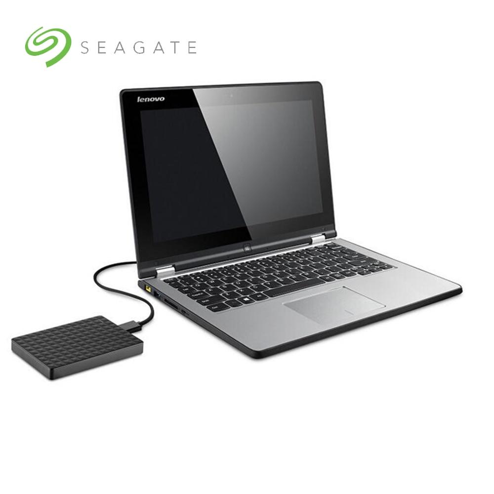 Ổ cứng di động Seagate Expansion HDD Drive Disk 320GB  (Black 320GB)