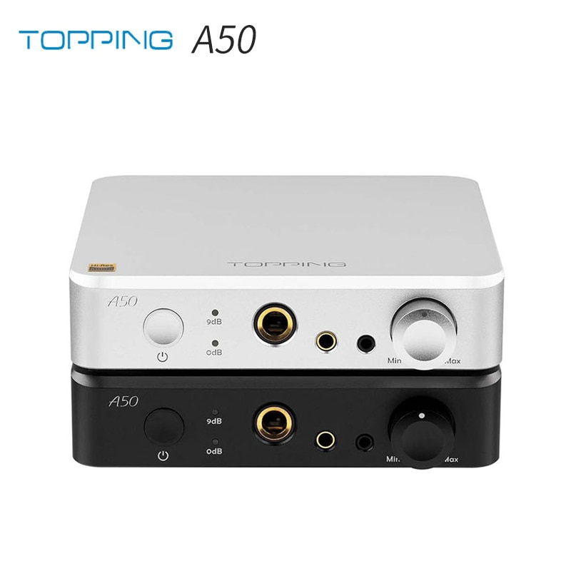 TOPPING A50 Desktop Headphone Amplifier