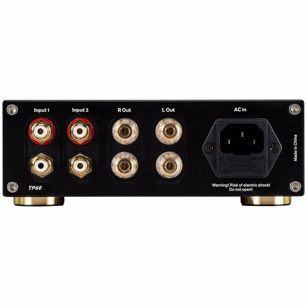 TOPPING TP60 Class T Power Amplifier TA2002 Hi Fi 80W X 80W