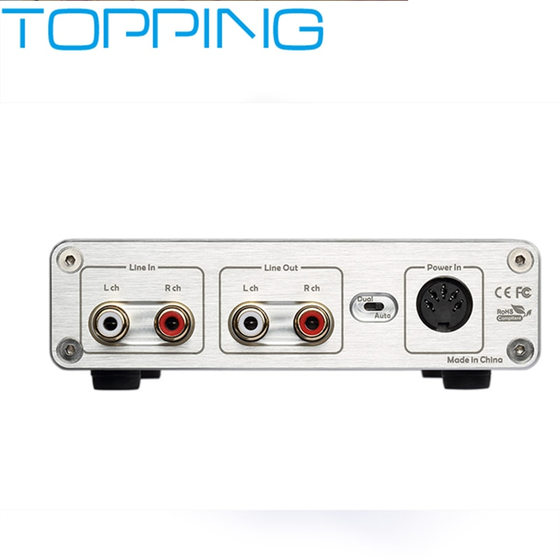NEW TOPPING A30 Desktop Headphone Amplifier audio amp