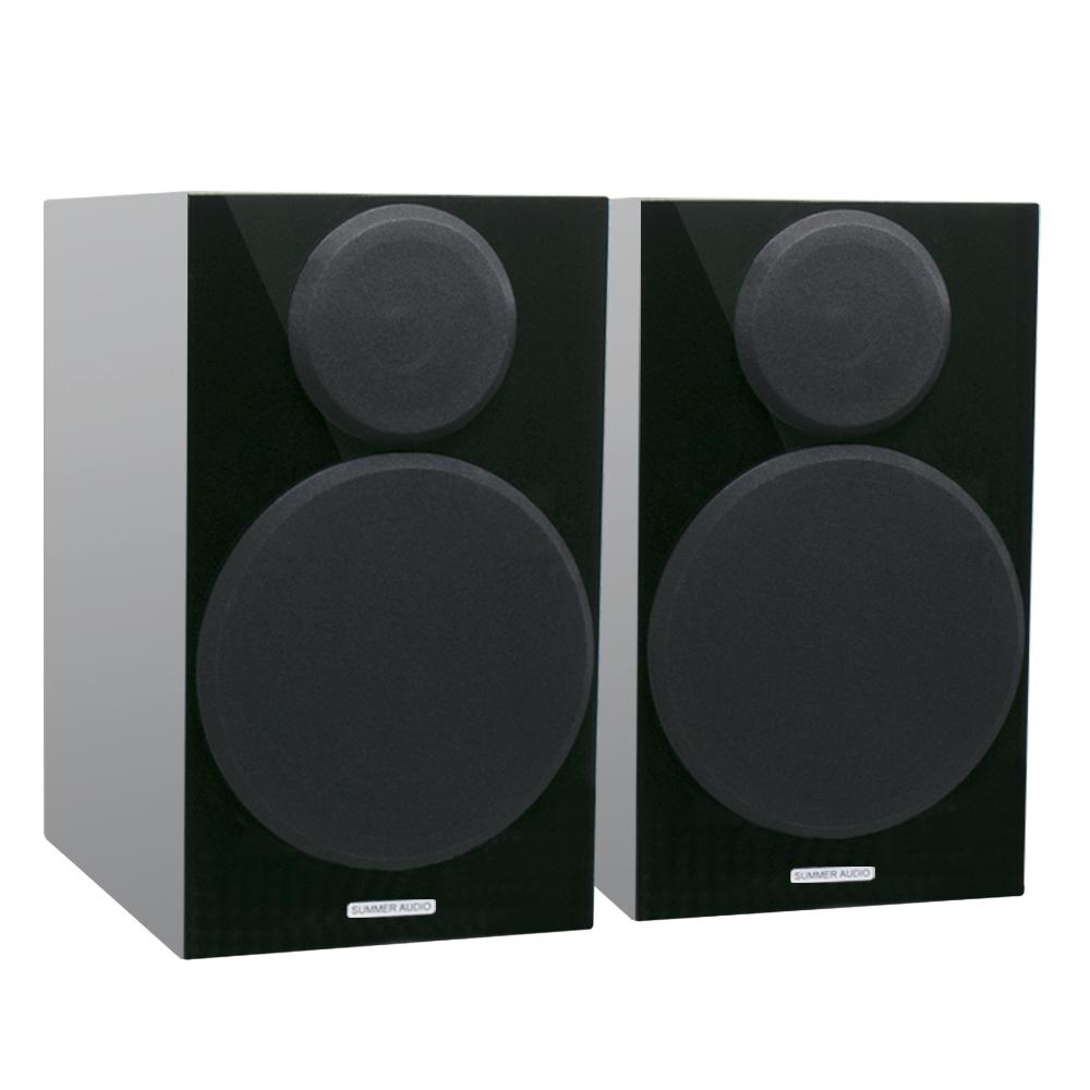 Loa Summer bookeshelf speaker audio 6.5 inch